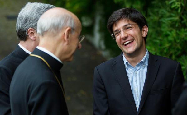 Opus Dei - 范康仁蒙席在7月4日至8日於葡萄牙牧灵旅程的相片集