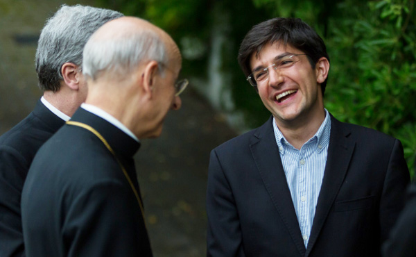 Opus Dei - 范康仁蒙席在7月4日至8日於葡萄牙牧靈旅程的相片集