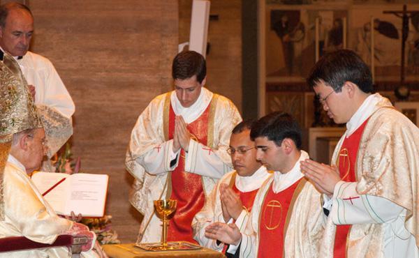 Opus Dei - Celibatet ur andligt-teologiskt perspektiv