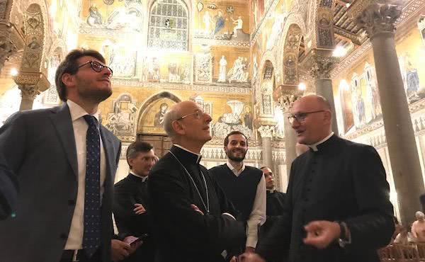 属人区長のシチリア島への司牧旅行(2018年5月31日〜6月3日)