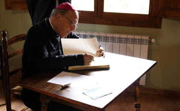 Opus Dei - Lettre du Prélat (avril 2016)