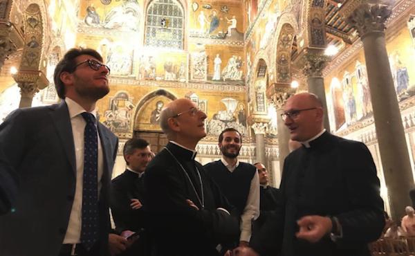 Opus Dei - Voyage pastoral du prélat de l'Opus Dei en Sicile