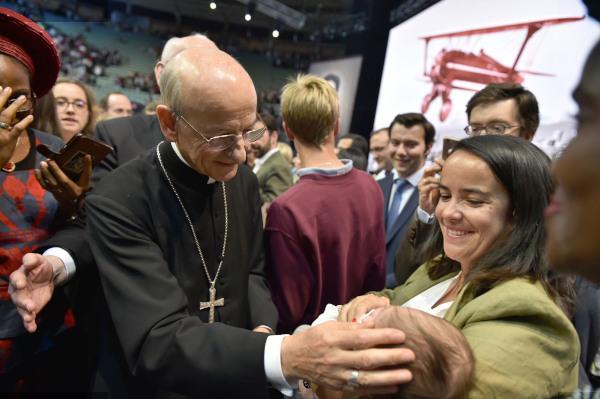 Opus Dei - 监督的讯息(2019年6月14日)