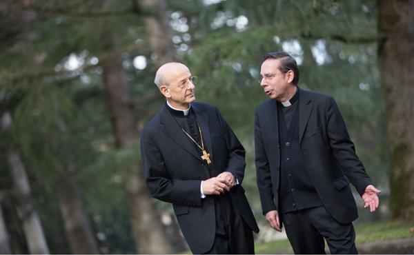 Opus Dei - 主业团监督范康仁蒙席作出新的任命