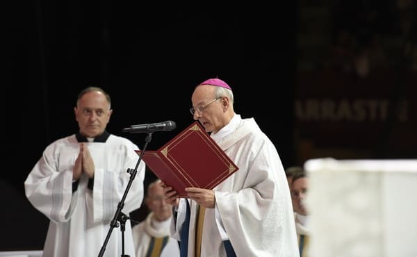 Opus Dei - Homily of Monsignor Fernando Ocáriz at the Mass of Thanksgiving for Guadalupe's Beatification