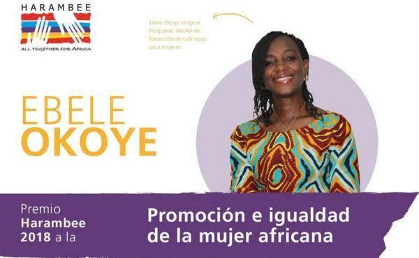 Opus Dei - Desayuno informativo con Ebele Okoye
