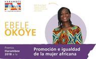 Desayuno informativo con Ebele Okoye