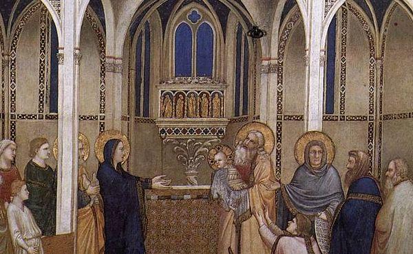 Opus Dei - Vida de María (VIII): Presentación de Jesús en el Templo