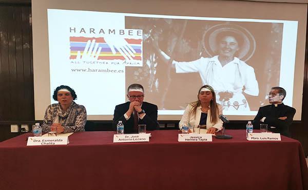 """Presentan """"La huella de Guadalupe en México"""" en la Universidad Panamericana"""