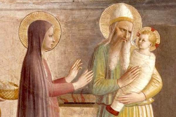 Život Panny Márie (VIII): Obetovanie Ježiša v chráme