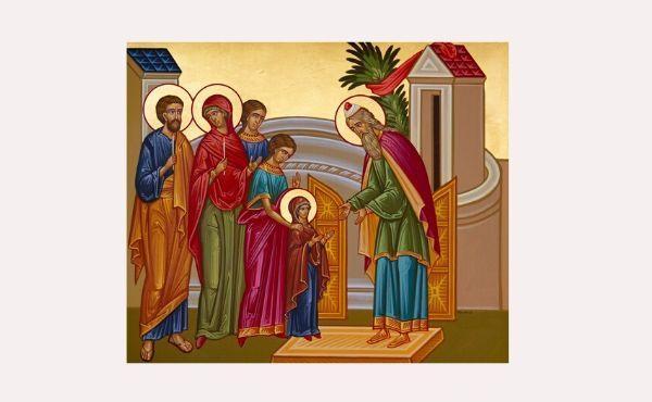 Opus Dei - Présentation de la Vierge Marie