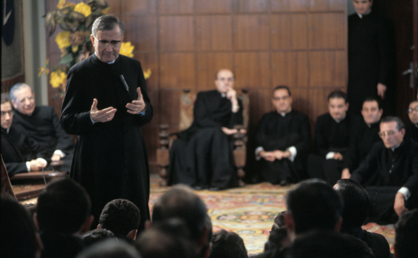 Opus Dei - 圣十字架司铎会的历史