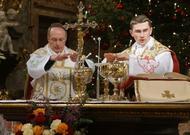 Von der Informatik zum Priestertum
