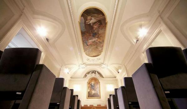 L'Ateneo della Santa Croce diventa Università Pontificia (20-VII-1998)