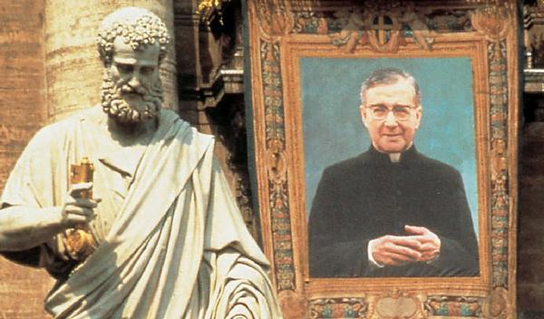 Bolla di canonizzazione di Josemaría Escrivá