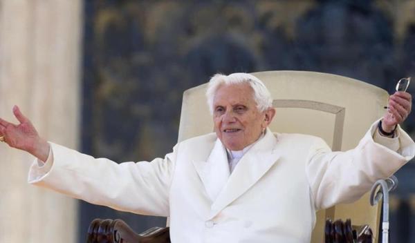 Benedetto XVI, udienza del 19 marzo 2008