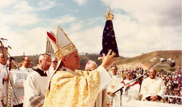 Opus Dei - Viaggio apostolico di Giovanni Paolo II in Brasile, 1980