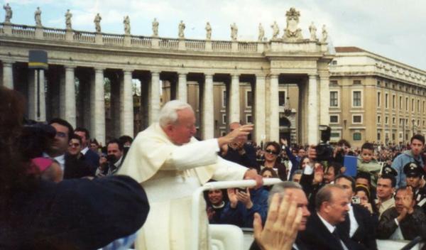 Parole di Giovanni Paolo II ai partecipanti al Congresso Univ 97