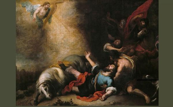 Opus Dei - 25 stycznia:  Nawrócenie św Pawła