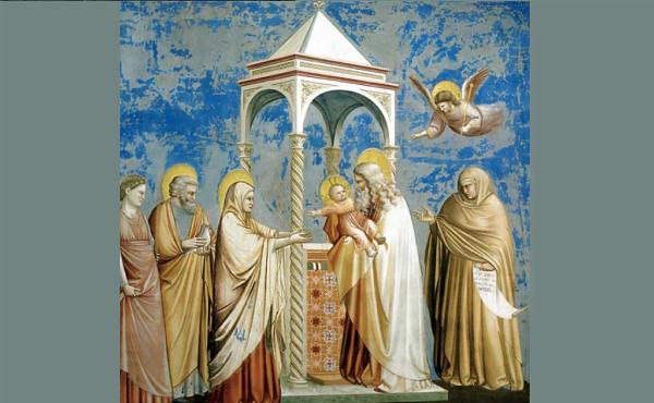 Opus Dei - 21 listopada - Ofiarowanie NMP