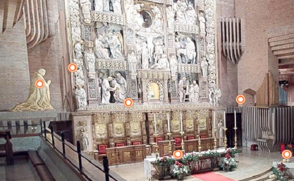 Opus Dei - Wirtualna wizyta w Torreciudad