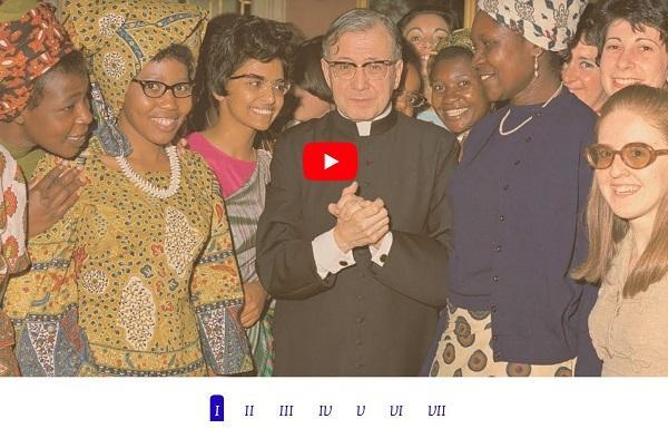 Opus Dei - Krótkie nagrania spotkań z św. Josemarią