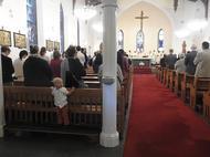 Pyhän Josemarían muistomessu Pyhän Henrikin kirkossa.