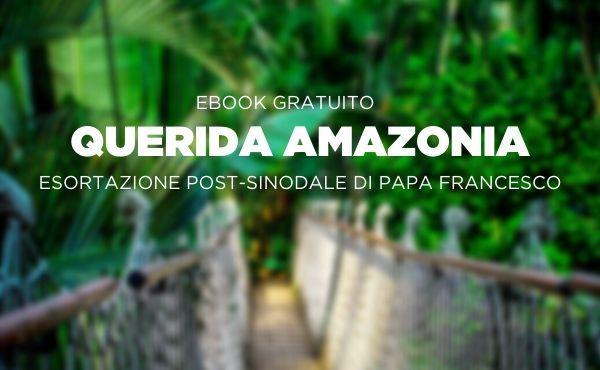 Opus Dei - Querida Amazonia, l'ebook gratuito dell'esortazione apostolica post-sinodale