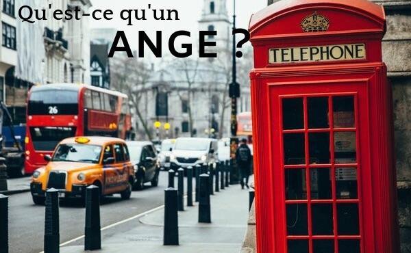 Qu'est-ce qu'un Ange ?