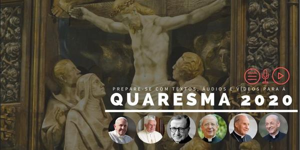 Opus Dei - Quaresma e Semana Santa 2020