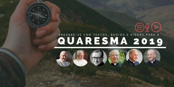 Opus Dei - Quaresma e Semana Santa 2019