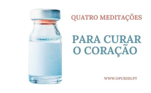 Quatro meditações para curar o coração (áudio)