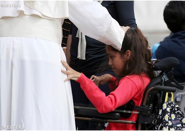 Pápežova audiencia o roku milosrdenstva (13. april 2016)
