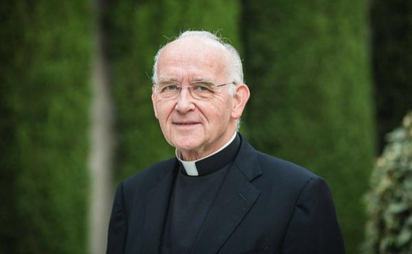 Ramón Herrando, vicario regional (2002-2019)