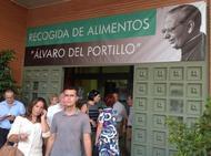 Los participantes en la beatificación de Álvaro del Portillo promueven una recogida de alimentos contra la pobreza infantil en 40 ciudades