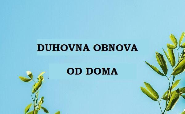 Opus Dei - Duhovna obnova travanj
