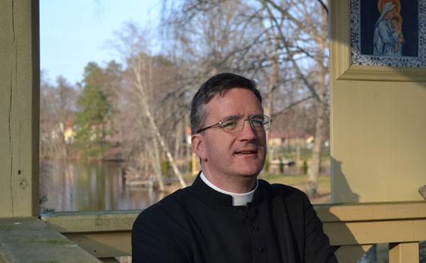 Opus Dei - Presentasjon av Opus Dei regionalvikar for Skandinavia