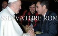 "Mirar con cariño... desde Roma al ""hospital de campaña"" en Calabria"