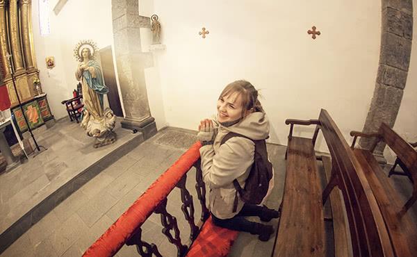 Opus Dei - Novena a la Immaculada Concepció amb sant Josepmaria