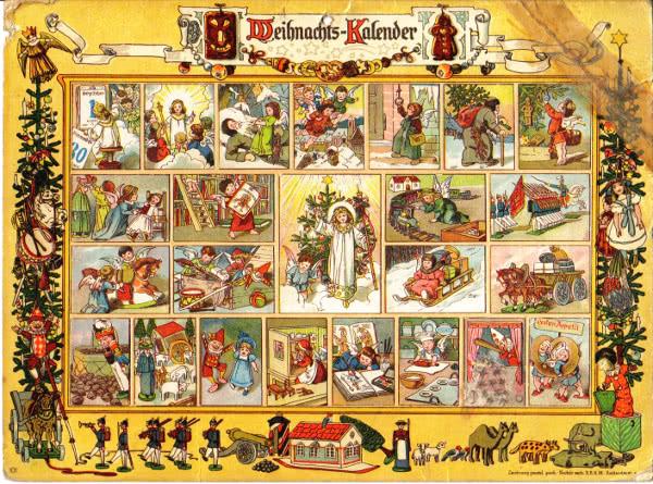 Opus Dei - Advent-Homilie des hl. Josefmaria auf Audio