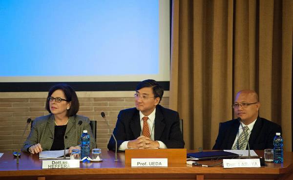 Opus Dei - Breve relato sobre el Centro Educacional Assistencial Profissionalizante Pedreira (CEAP Pedreira)