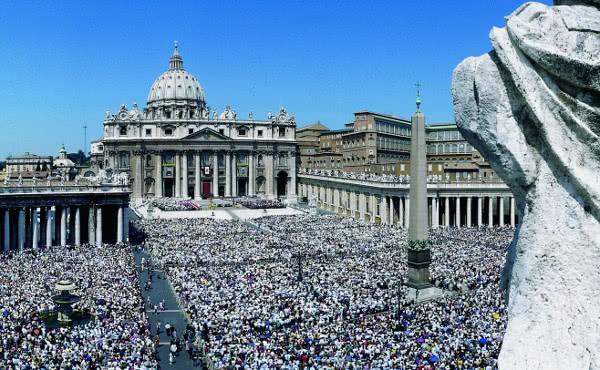 Opus Dei - Die Stellung des Opus Dei in der Kirche