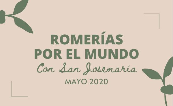 Romerías por el mundo con san Josemaría