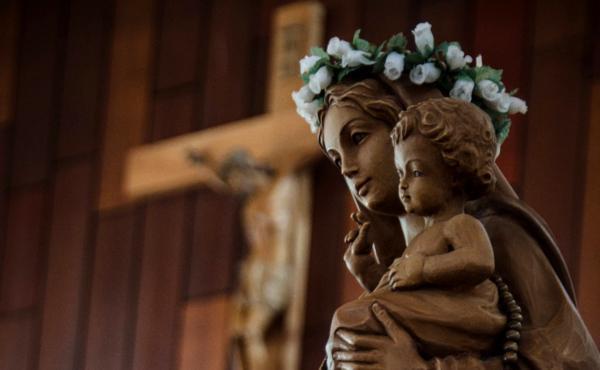 7 de octubre: Virgen del Rosario