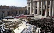 De 17 de Maio a 6 de Outubro - a diferença entre beatificação e canonização