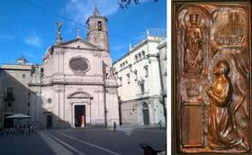 São Josemaria e Nossa Senhora das Mercês