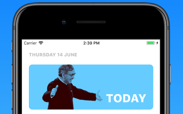 Opus Dei - eScrivaLite: an App to pray about each day's Gospel