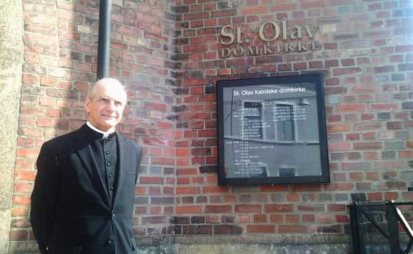 Den første regionalvikaren for prelaturet Opus Dei i Skandinavia har gått bort