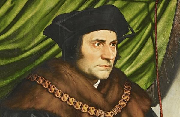 St. Thomas More as Intercessor of Opus Dei
