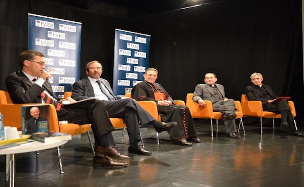 Presentata a Milano la biografia di Álvaro del Portillo